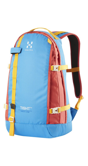 Haglöfs Tight Legend Daypack large blå/gul/orange